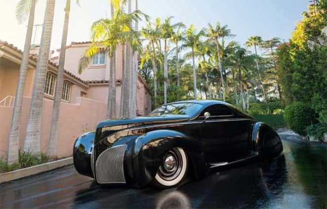Легендарный автомобиль