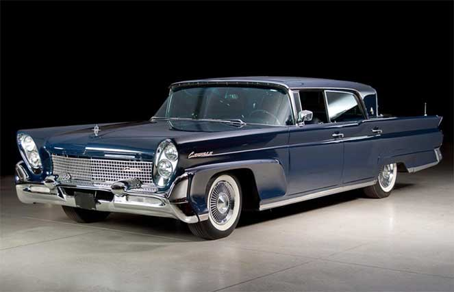 Lincoln Continental Mark III