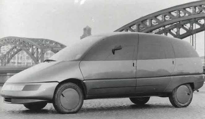 Автомобиль «Охта»