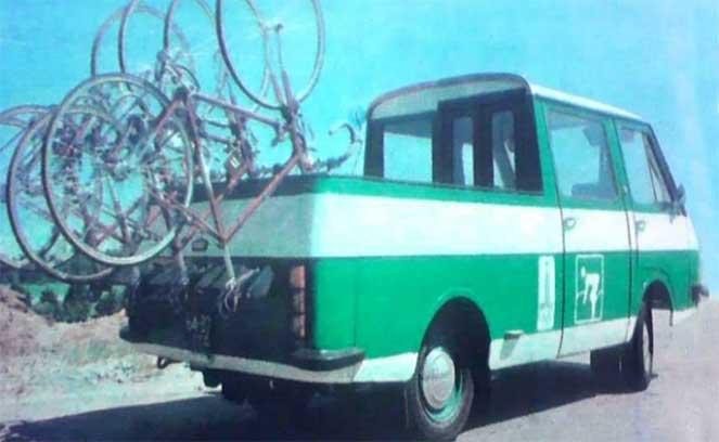 15 малоизвестных модификаций микроавтобуса РАФ