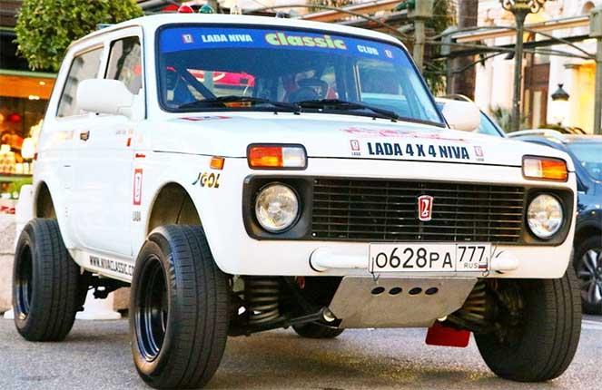 Дизайн для Dakar