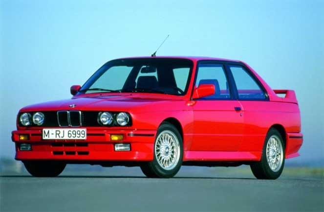 BMW M3 Е30