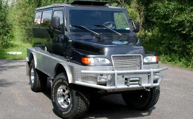 Продается: подборка самодельных автомобилей от российских умельцев