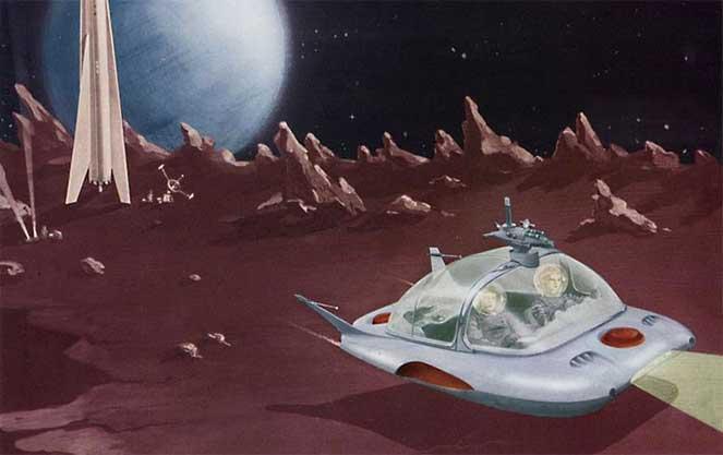 Внеземной транспорт