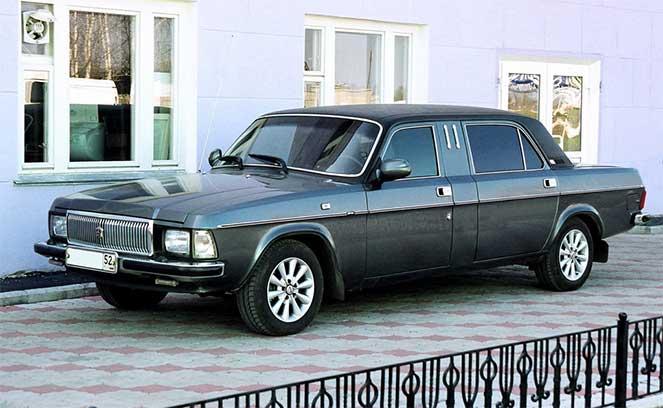 Лимузин ГАЗ-3102