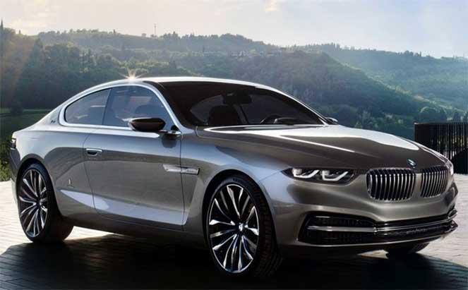 BMW Gran CoupeFinifarina Lusso