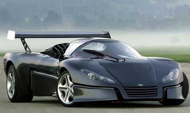Sbarro GT-1