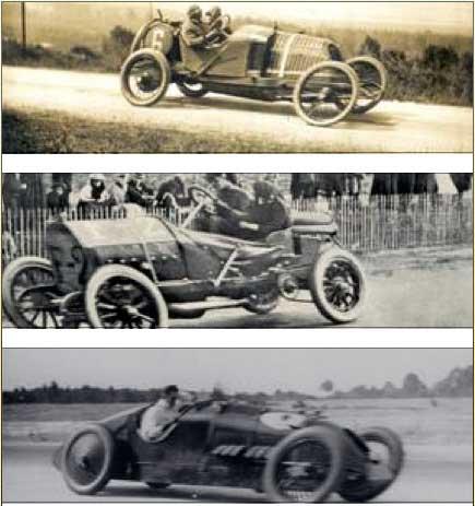 Старинные фотографии автомобилей