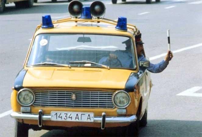ВАЗ 2101-94 «Милиция»