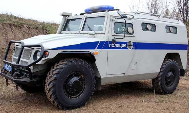 ГАЗ 233036 СПМ-2 «Тигр»