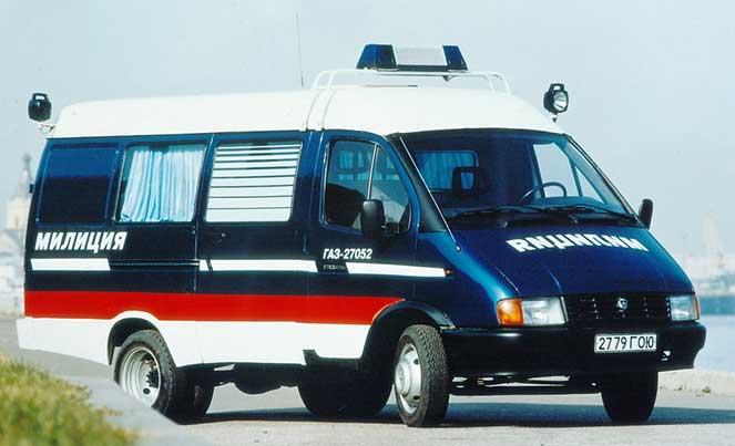 ГАЗ 27052 «Газель»