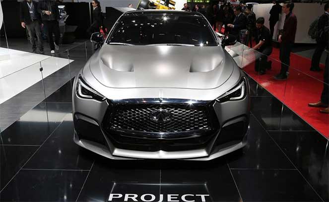 Q60 Project Black