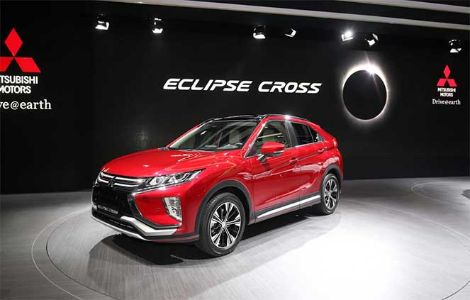 Mitsubishi Eclipse Cross CUV