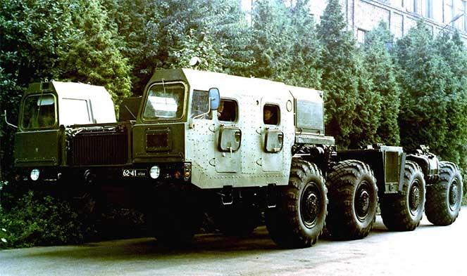 МАЗ-7908 (1984–1987 гг.)