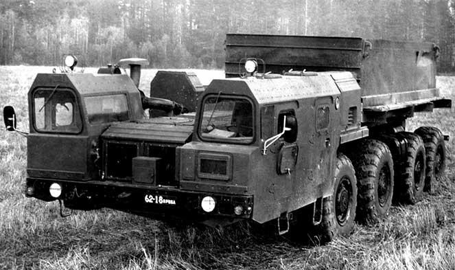МАЗ-7909 (1987–1990 гг.)
