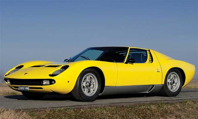 Lamborghini Miura '1966–1968