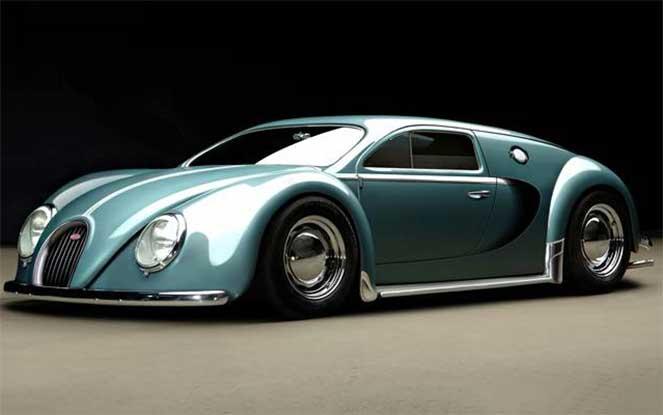 Bugatti Beetle