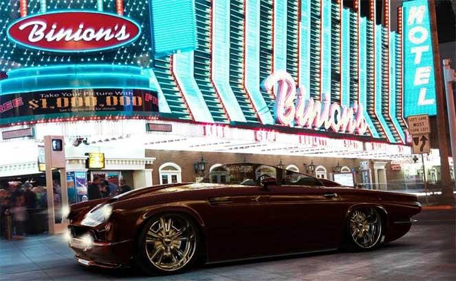 Ford Mustang Thunderbird