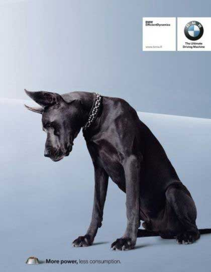 Реклама компания BMW