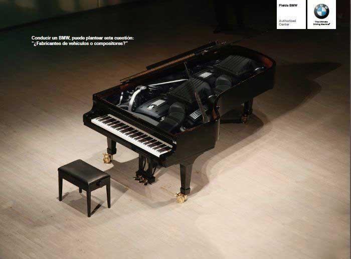 Кто сделал эту машину - инженер или композитор