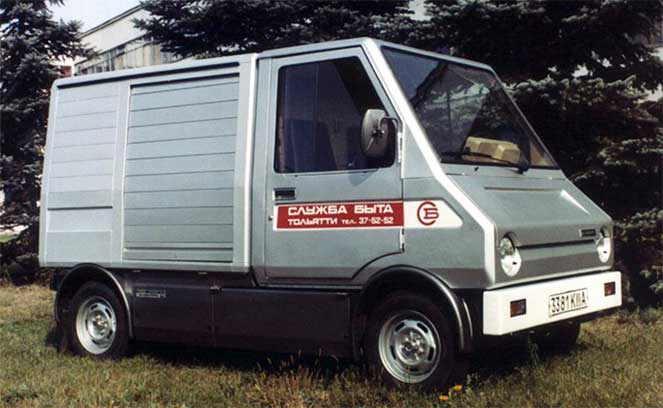 ВАЗ-2702 «Пони»