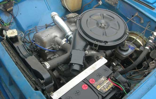 Двигатель «Москвича»