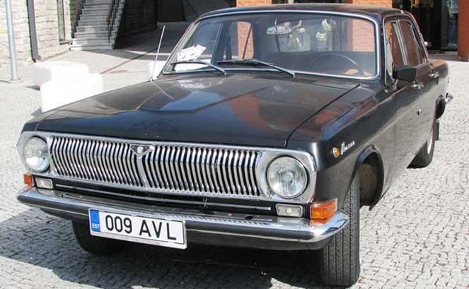 ГАЗ 24 «Волга» 5,5 V8