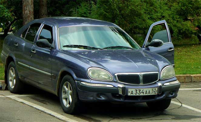 ГАЗ 3111 «Волга»