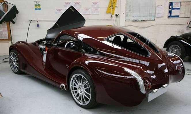 Автомобиль от Morgan