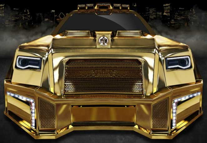 Золотая раскраска