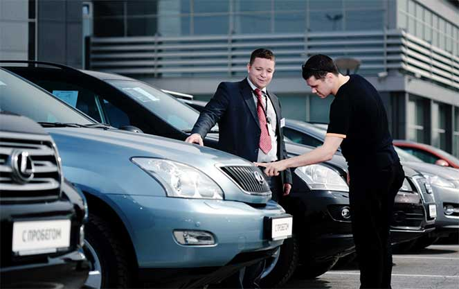 Проверяем автомобиль перед приобретением