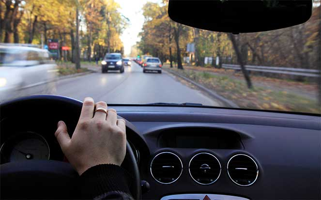 Главные причины ДТП на дорогах