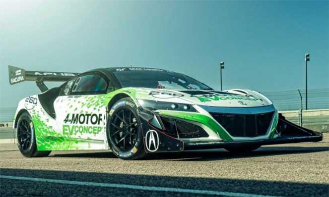Acura NSX EV Concept