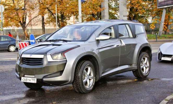 Самые дорогие автомобили из России