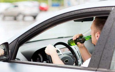 28 водителей лишатся прав за вождение в нетрезвом виде