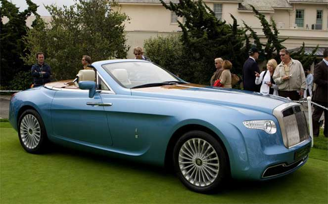 Rolls-Royce Hyperion Pininfarina