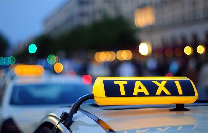 Такси, которые оказались в Книге рекордов Гиннесса