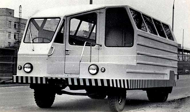 Аэродромная машина САК