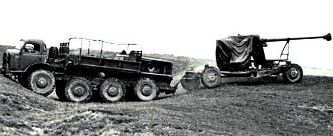 Уникальные военные электромашины из СССР