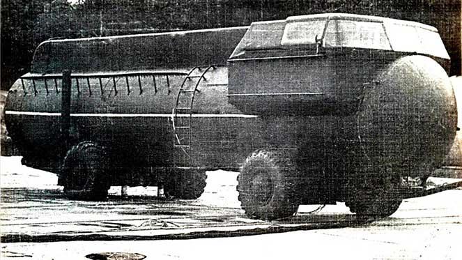ЗИЛ-135В (9П116)