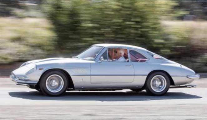 1963 Ferrari 400 Superamerica Coupe Aerodynamico
