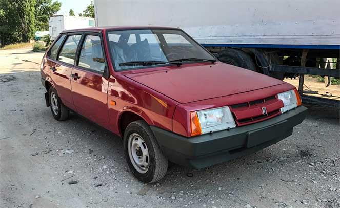 Почти 30 лет в украинском гараже пылилась автолегенда 90-х