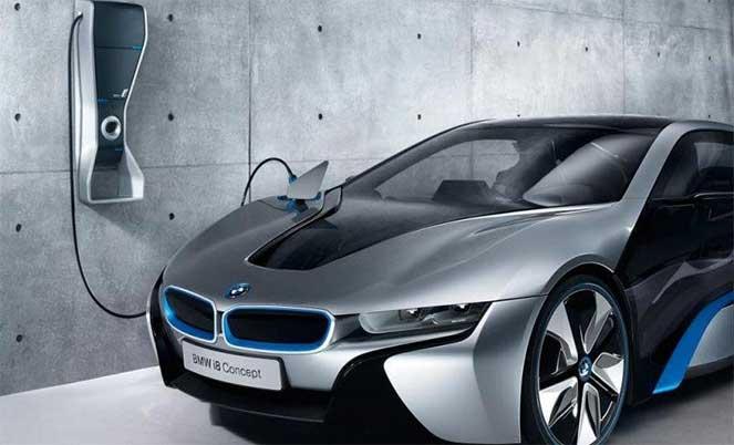 BMW заняла третье место среди производителей электрокаров