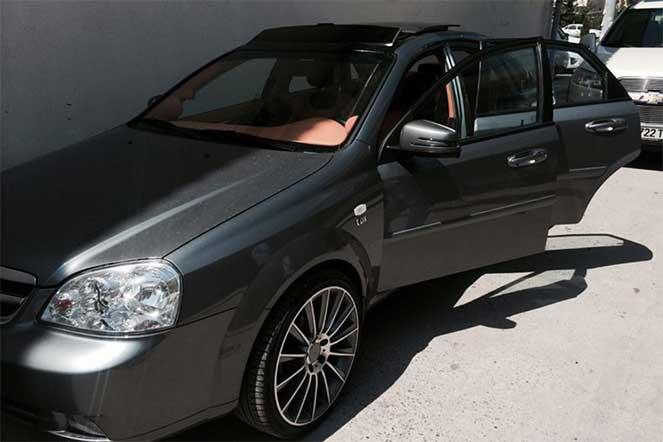 Креативное перевоплощение GM-Daewoo в автомобиль представительского класса
