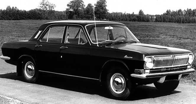 ГАЗ 24-24