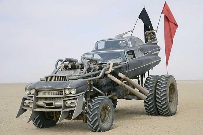 Машина-монстр