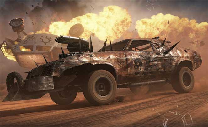 Несколько слов в защиту автомобилей из постапокалиптических фильмов