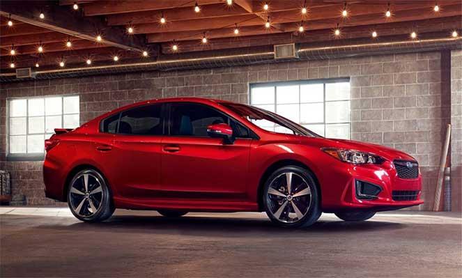 Новая Subaru Impreza