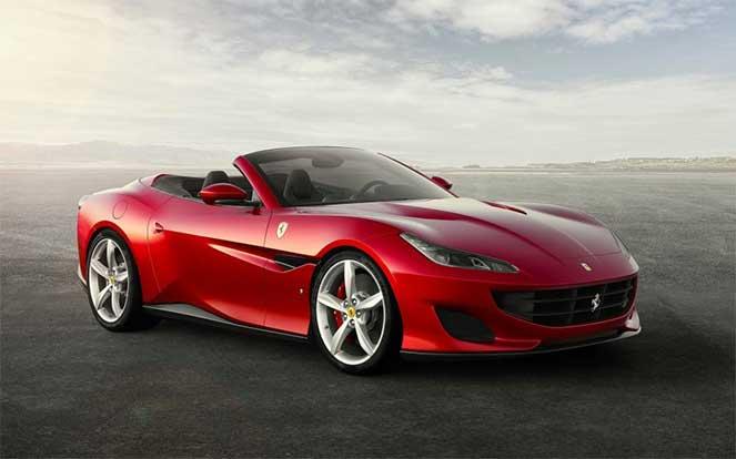 Ferrari представила новый родстер на 600 «лошадей»
