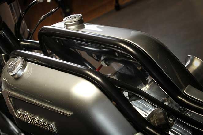 Внешний вид мотоцикла